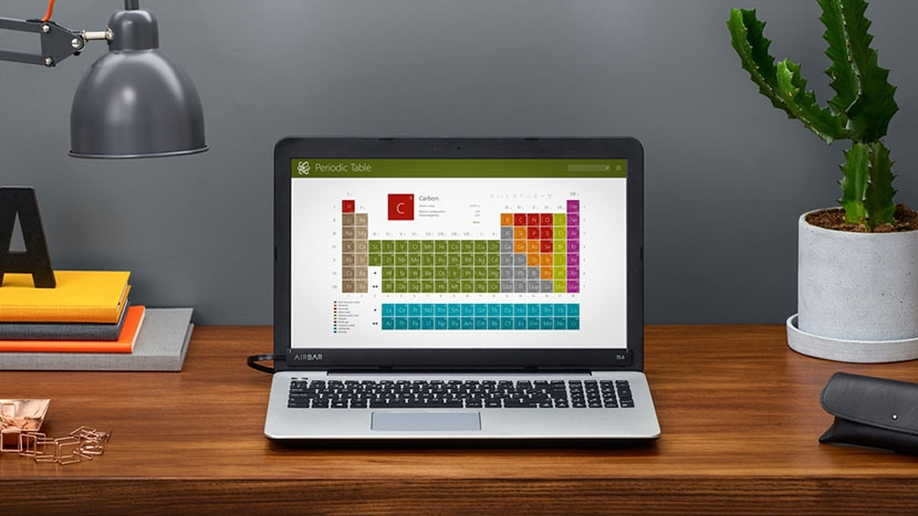 لمسی کردن صفحه نمایش هر لپ تاپی با AirBar