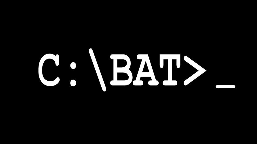 انجام فعالیتهای متعدد به طور همزمان در ویندوز با ساخت فایل Batch