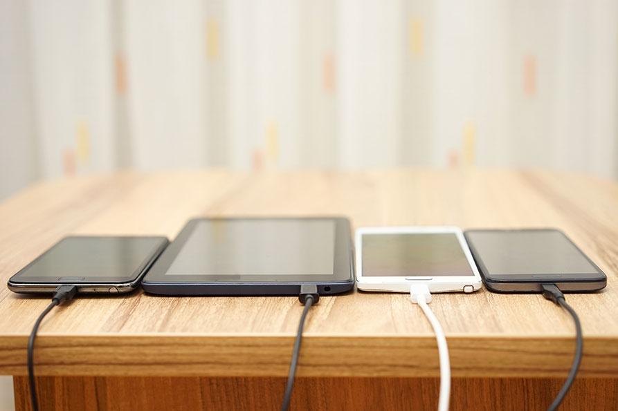 نحوهی شناسایی و عیبیابی مشکل شارژ آهستهی گوشی و تبلت