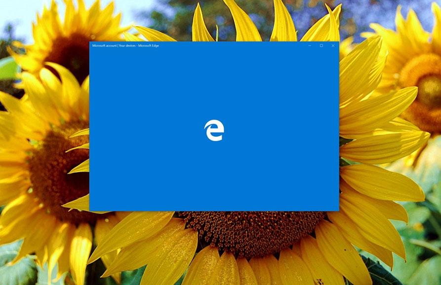 تغییر رنگ صفحهی اولیهی مرورگر Edge