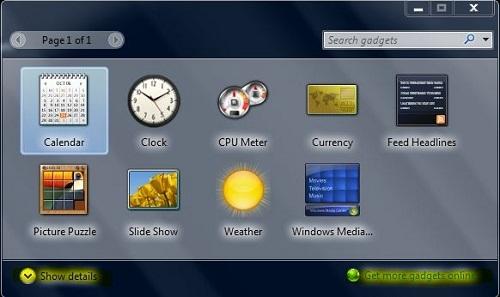 رفع مشکل عدم نمایش درست گجتها در ویندوز 7 پس از نصب Internet Explorer 11