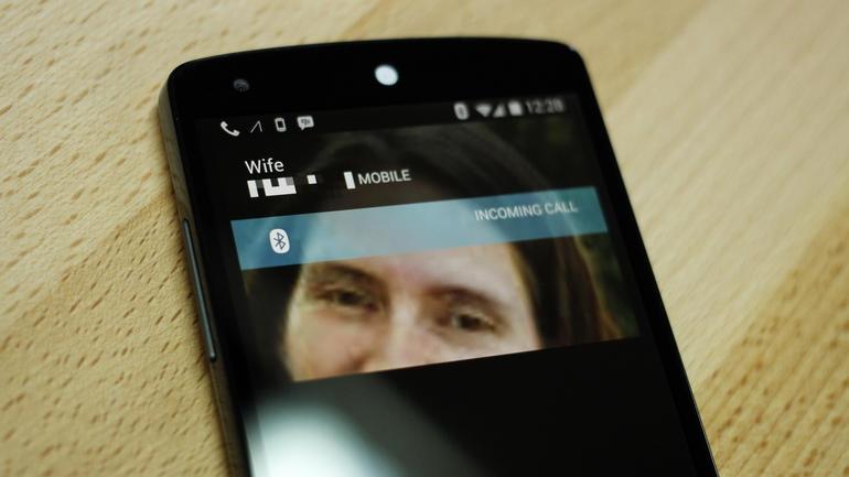 جلوگیری از نمایش تصویر و نام پروفایل گوگل پلاس در تماس های اندروید