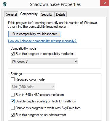 رفع مشکل کندی حرکت ماوس در بازیها در ویندوز 8.1