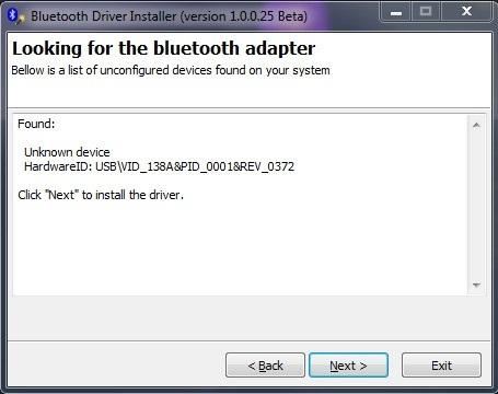 رفع مشکل عدم شناسایی سخت افزار بلوتوث در ویندوز