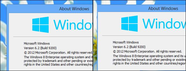 تغییر اندازهی حاشیهی پنجرهها در ویندوز 8