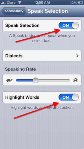سه ترفند جدید در iOS 6