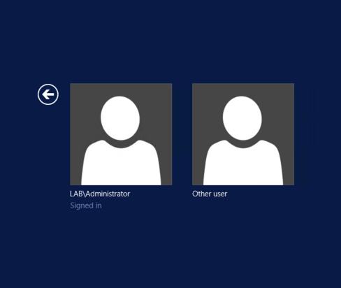 تغییر سریع حساب کاربری در ویندوز با ایجاد یک شورتکات در صفحهی دسکتاپ