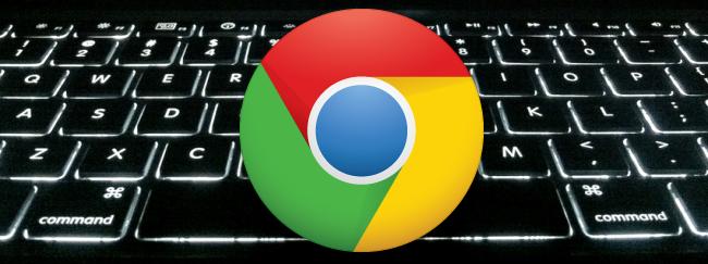 لیست میانبرهای موجود در مرورگر «گوگل کروم»