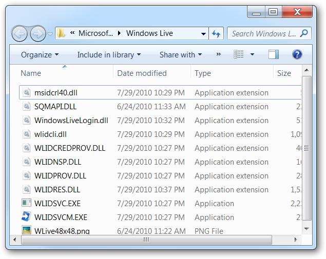 تنظیم دقیق اندازه ستونها در در ویندوز اکسپلورر با استفاده از یک کلید ترکیبی