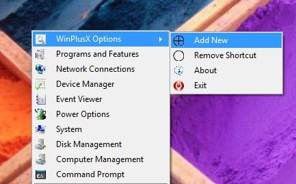 دستیابی به منوی Quick Access ویندوز 8 در ویندوزهای 7، ویستا و XP