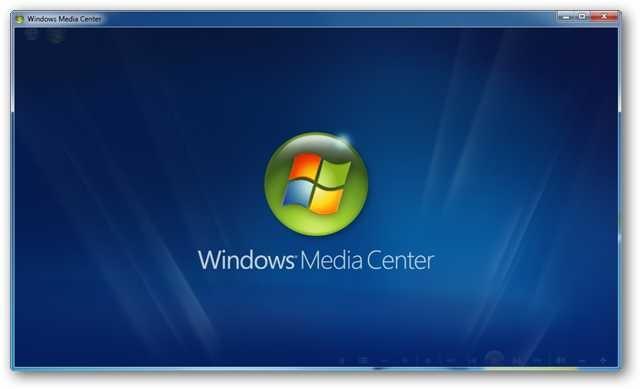 اعمال تغییرات به هنگام اجرای Windows Media Center در ویندوز 7