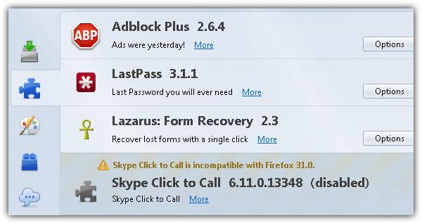 سازگار نمودن افزونههای قدیمی فایرفاکس پس از ارتقا به نسخه جدید مرورگر با روشی ابتکاری