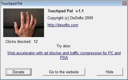 غیرفعال کردن اتوماتیک پد لمسی در لپتاپ به هنگام تایپ کردن