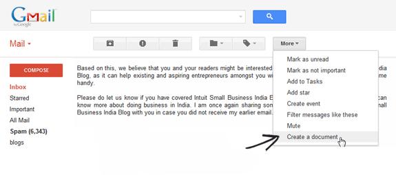 ذخیره ایمیلها در قالبهای متنی مختلف در Gmail