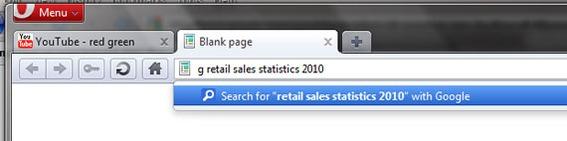 راهی دیگر برای جستجو در وب با استفاده از مرورگر اپرا