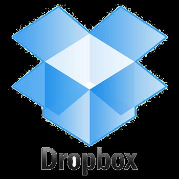 لیست کلیدهای میانبر در Dropbox