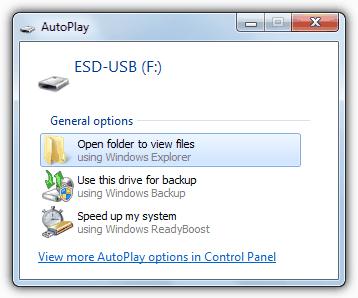 تعمیر و بازسازی AutoPlay ویندوز از طریق رجیستری