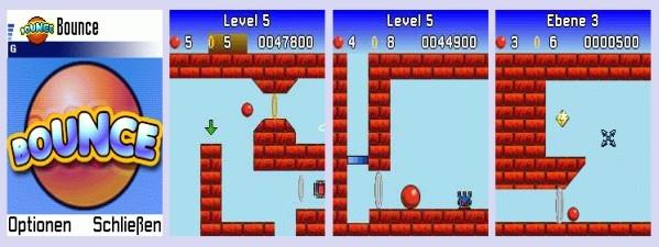 تقلب در بازی Bounce گوشیهای موبایل