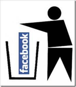 حذف یا غیرفعال کردن حساب کاربری در فیسبوک