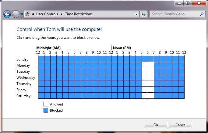 میزان استفاده از کامپیوتر توسط فرزندتان را مدیریت کنید!