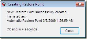 سه راه برای ایجاد نقطهی بازگردانی در ویندوز با یک کلیک!