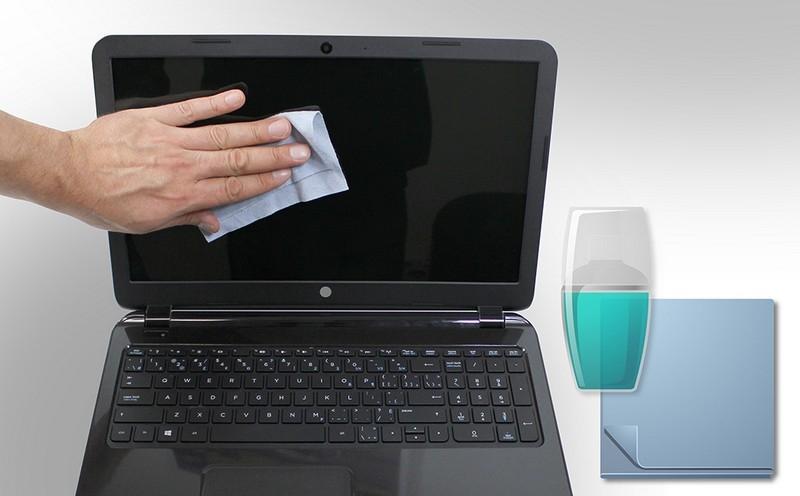 راز و رمزهای تمیز کردن یک لپتاپ