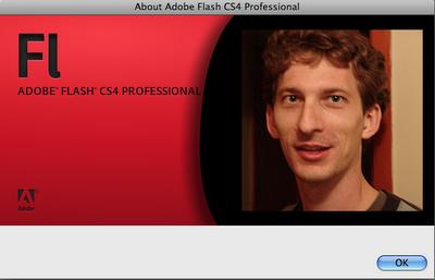 نمایش تصاویر سازندگان Adobe Flash در درون برنامه با ترفندی مخفی