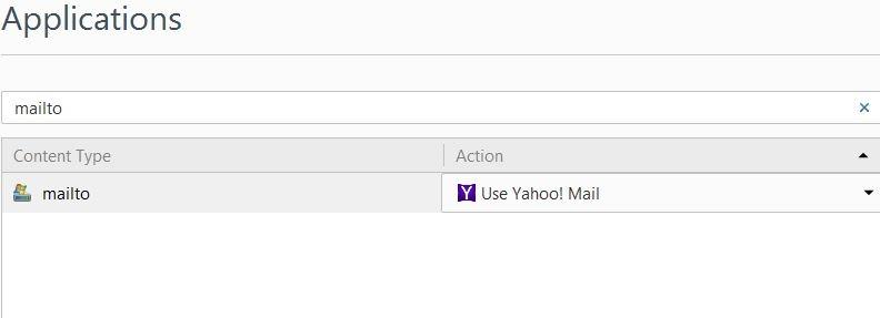 قرار دادن Gmail و Yahoo Mail به عنوان سیستم ایمیل پیشفرض در فایرفاکس