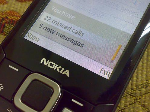 آمادهباش، پیش از زنگ خوردن گوشی و دریافت SMS!