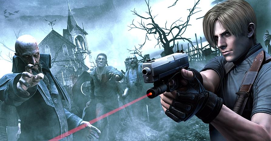 افزودن شخصیتهای جدید در بازی Resident Evil 4