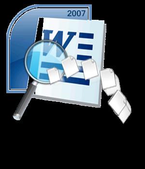 جستجو و جایگزینی یک عبارت در چندین فایل Word به شکل همزمان