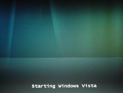 فعالسازی قابلیت Aurora Bootscreen در ویندوز ویستا