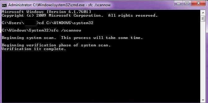 بازبابی فایلهای معیوب سیستمی