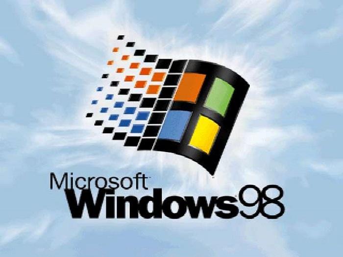 هنگ ویندوز 98 توسط شما!
