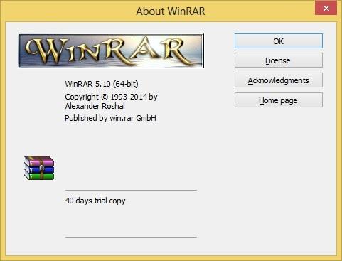 ترفندی جالب در نرمافزار WinRAR