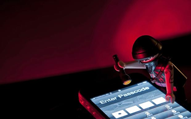 حفاظت از تلفن همراه در برابر حملات مخرب
