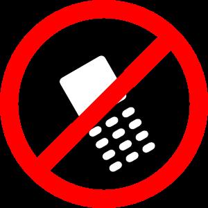 نحوهی از دسترس خارج کردن گوشی تلفن همراه