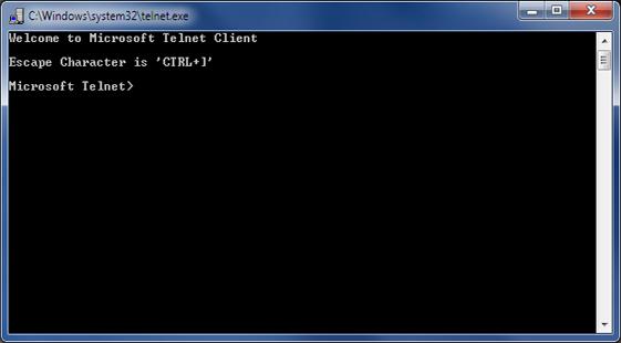 فعالسازی Telnet در ویندوزهای 7، 8 و 10