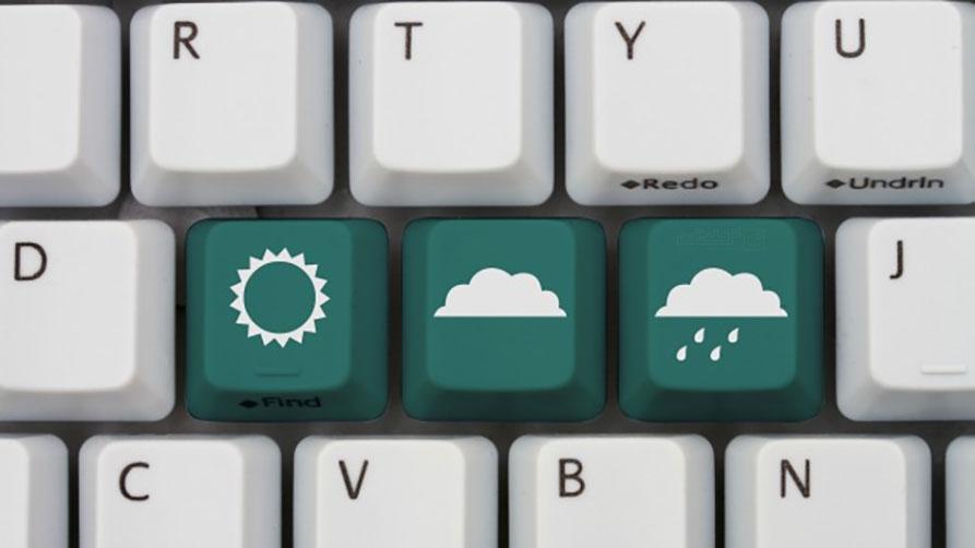 چک کردن وضعیت آب و هوا با استفاده از خط فرمان