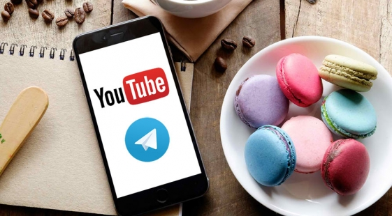دانلود ویدیوهای یوتیوب از طریق تلگرام
