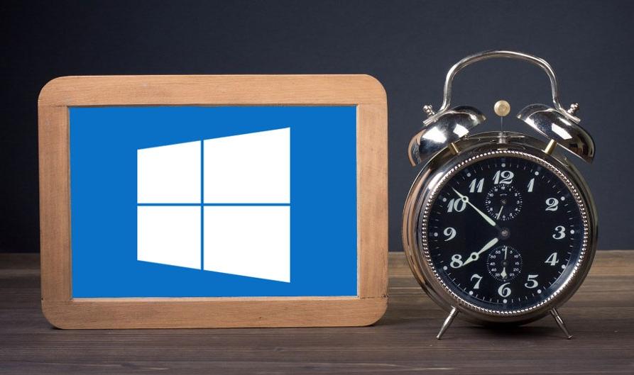 بازگردانی ساعت قدیمی به ویندوز 10
