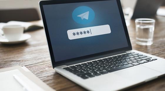 ساخت رمز عبور قوی و ایمن با استفاده از تلگرام