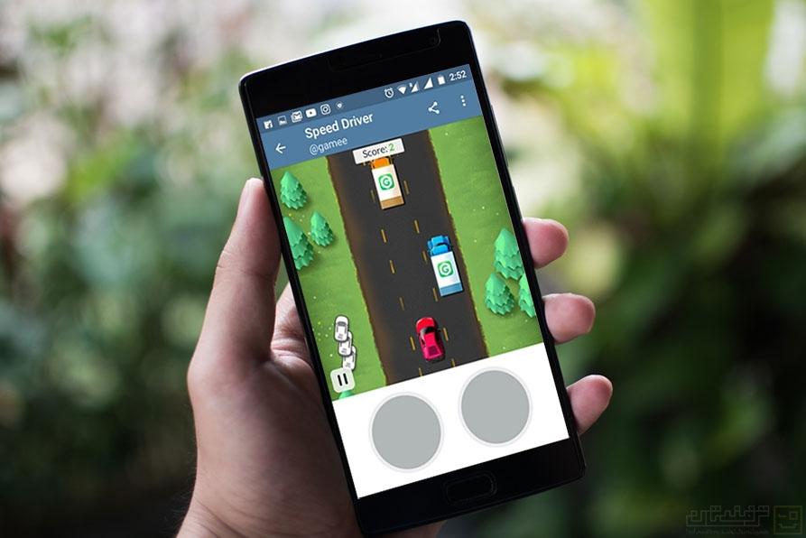 تقلب در بازیهای تلگرام + آموزش تصویری