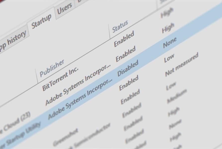 غیرفعال کردن زمان تأخیر در اجرای برنامههای استارتاپ ویندوز 10