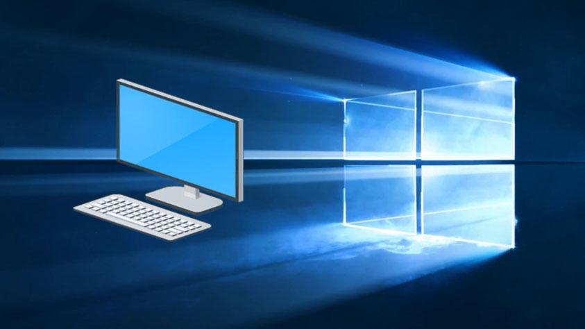 افزودن This PC به صفحهی Desktop ویندوز 10
