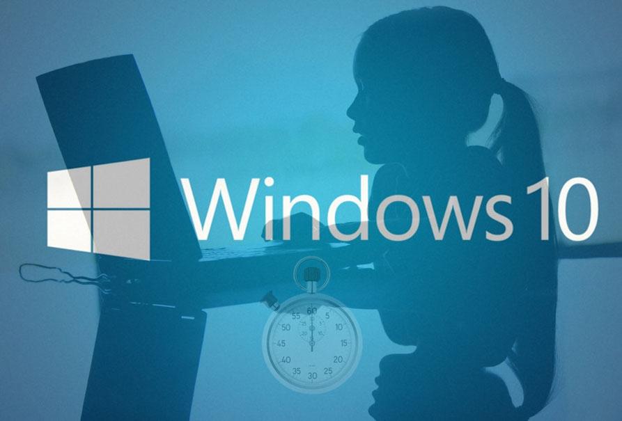 اعمال محدودیت زمانی برای ورود به حساب های کاربری محلی در ویندوز 10
