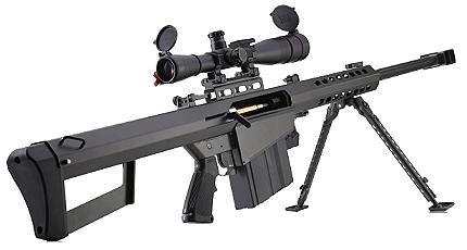 Sniper Rifels