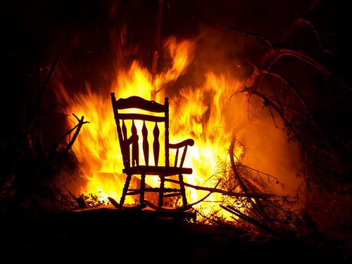 صندلی داغ