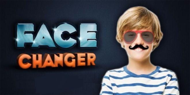 تغییر چهره با نرمافزار