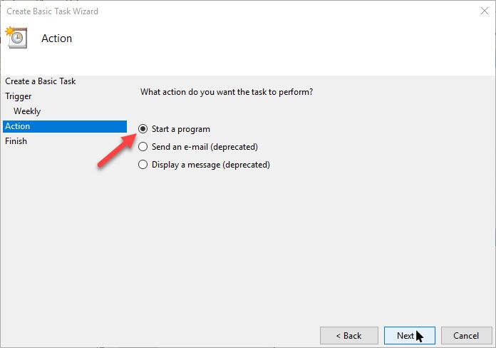 خالی کردن سطل آشغال ویندوز